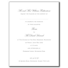 Wedding Invitation  prices from  164 00 for 30 Regency Personalised Wedding Invitations   The Letter Press. Regency Wedding Invitations. Home Design Ideas
