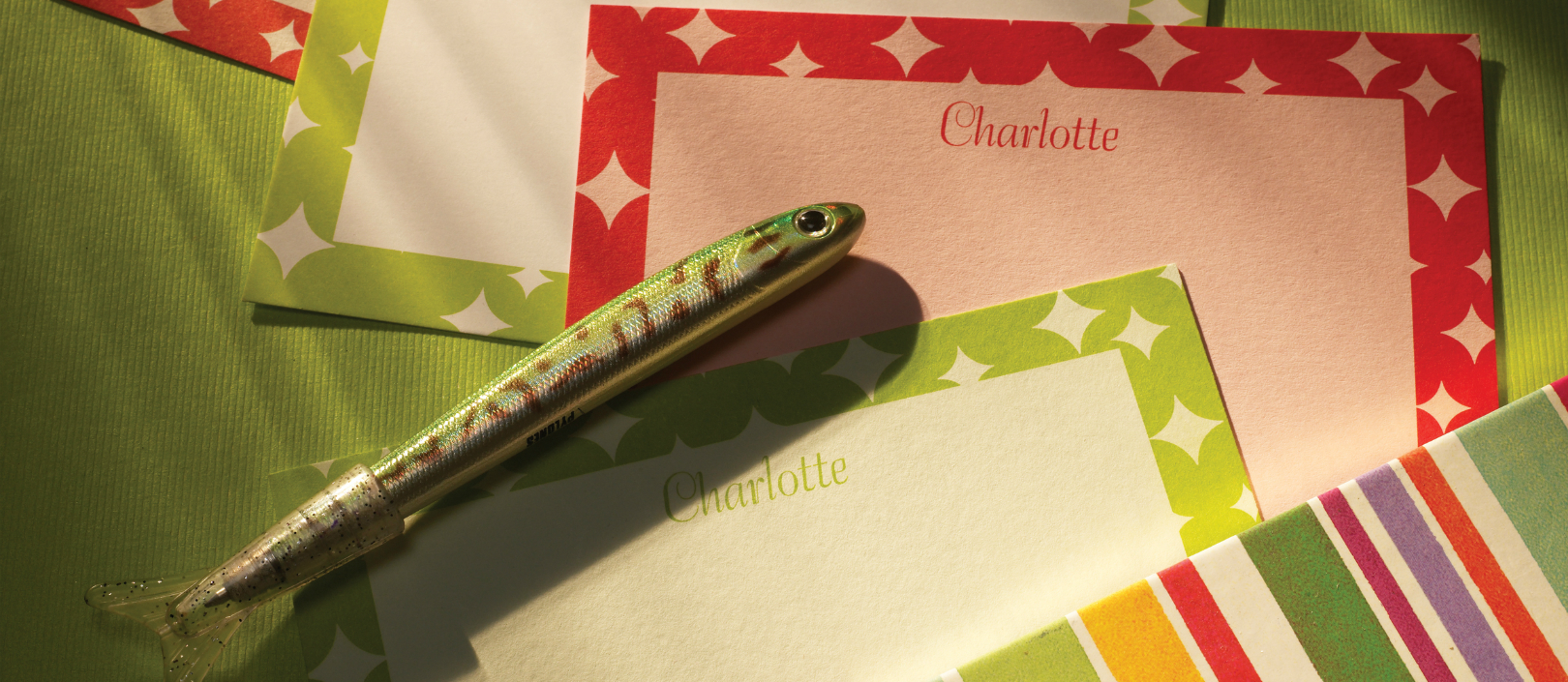 Children's Personalised Stationery