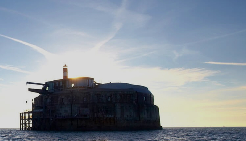 Solent Forts Party Venues and Invitations