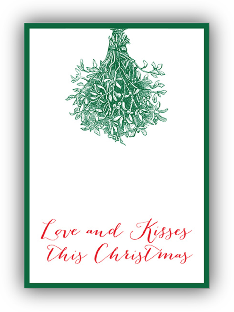so in contrast to this personalised printed christmas cards using a more traditional printing methods such as letterpress and raised print - Christmas Card Print Out