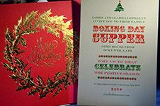 buy Christmas stationery