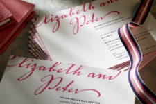 buy letterpress stationery