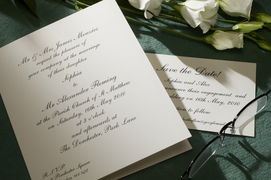 Planning a Wedding to Remember | The Letter Press blog